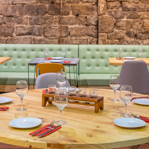 Verne Barcelona BN Grup Restaurants